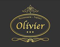 POISSONERIE OLIVIER - Dépliants 15x15