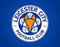Leicester Concept Rebrand