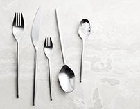 Fluent cutlery