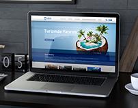 SARAN HOLDİNG | Kurumsal Web Sitesi Tasarımı