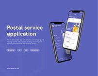 Postal Service Application