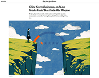 NYT - China Scores Businesses