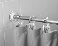 Umbra Flex Double Shower Rings