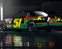 "Chevrolet Nascar of ""Days of Thunder"""