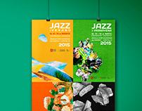 Cartel Jazz, cuatro estaciones