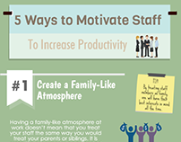 5 Ways To Motivate Staff To Increase Productivity