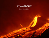 ETNA GROUP - Brand Identity