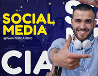 Social Media - Turismo / INtercâmbio