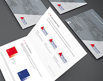 Corporate ID Design; Guideline, Print & Web Design