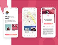 Event App Exploraion