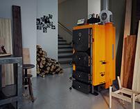 DTM boiler