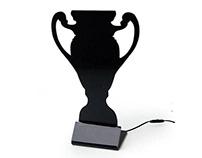 Winner Lamp