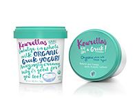 Kourellas Dairy - 1st Organic Dairy in Greece