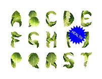 Health Kick Typeface