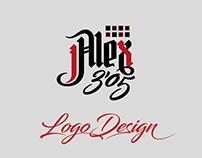 Alex 3'05 - Logo Design