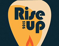 Rise Up Fest | Blog Design
