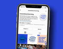 Vissenbescherming | Social Media Content Design