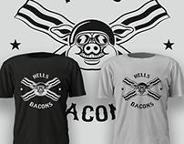 Hells Bacons t-shirt