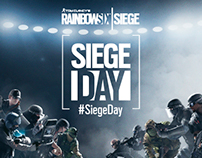 Rainbow Six Siege : Siege Day