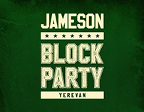 Jameson Block Party | Yerevan 2016
