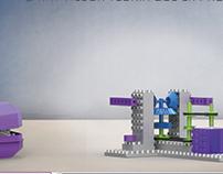 Da Vinci - Mis Ladrillos + Arduino