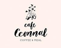 CAFE CCONNAL - Brand Identity