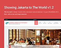 Showing Jakarta to The World v1.2
