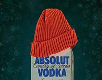 Absolut Vodka Ad