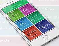 Community mobile app concept