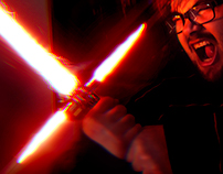 Star Wars Lightsaber: Special Effects