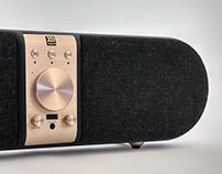 Bluetooth HI-FI speaker