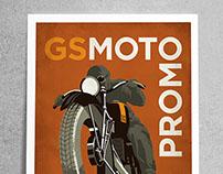 Moto Promo Posters