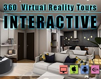 Must-Have Interactive Interior virtual reality App