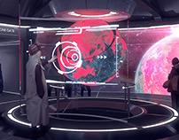 t.um space concept visual