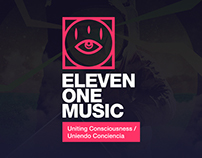 Eleven One Music | Web Design