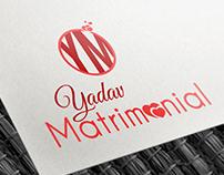 Matrimonial Logo Branding