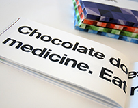 Cognitive Chocolate (Packaging)