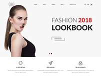 Tuoring - Fashion eCommerce Bootstrap 4 Template