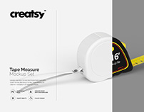 Tape Measure Mockup Set
