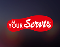 At Your Servis Digital Campaign for Servis Shoes