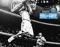 2017-18 Orlando Magic HOF - Tracy McGrady