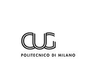 CUG Logo for Politecnico di Milano