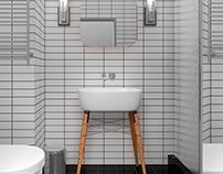 Bathroom Project in 2 Version
