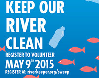 Riverkeeper Sweep Poster