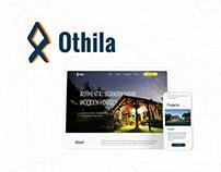 Othila Landing Page