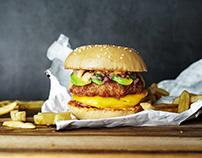 The Chief Burger - Panamá