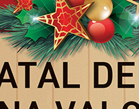 Anúncio de Natal FIAT Valore Macaé