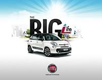 Fiat500L - The Big Life
