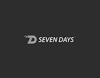 Seven Days - Rebranding Proposal