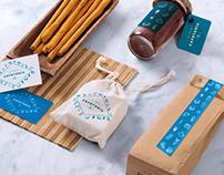 Cafetería El Hoyo: Branding